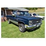1983,Chevrolet, Silverado,Loaded, Nice,350 AT
