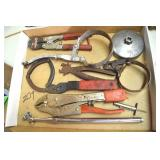 Oil Change Service Tools, Filter Wrenches &