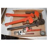 """Pipe Wrenches, 2-16"""",14"""" Other"""
