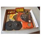 Abrasives,Pads,Discs