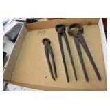 Vintage Blacksmith Tools