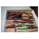 Klein & Other, Cutters, Wire tools, tool kit