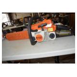 Stihl, MS 180 C Chain Saw,little use