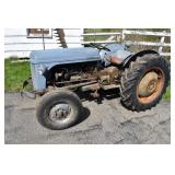 Ferguson 30 Tractor, 1950-52, Runs Great