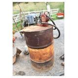 Sealed Drum, Barrel Pump