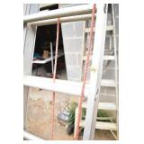 24 Ft. Extension Ladder, Nearly New, no label