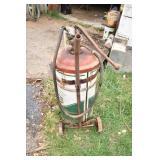 Gear Oil Pump,Drum leaking, for 90 Wt.