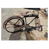 Old Bicycle, Yard Art or few parts!