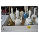 Bells Assorted, Few have no clappers