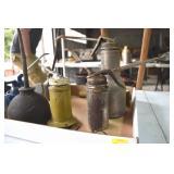 Vintage Oil Cans, More added