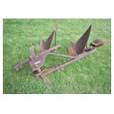 """Ford,Double bottom Plow, 18"""" Moldboards"""