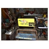 Rare,Delco Battery Rack,50s!