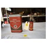 Texaco Household Oil Squirter,Some oil &