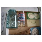 Vintage Goodies,#5 Jar,Bud Glass, other