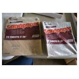 Abrasives,Sandpaper