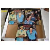 """""""Dukes of Hazzard"""".Books,1 record,Coloring books"""