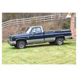 1983,Chevrolet, Silverado,Loaded, Nice,305* AT