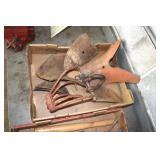 Points,Tines, Plows, Nice Clevis