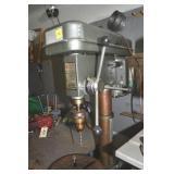 Champion Drill Press, Runs smooth & quiet