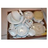 Fine Group of Corelle ware, corning