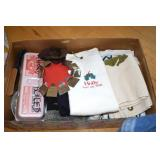 Ladies Golf Accessories, towels,balls,gloves