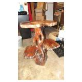 """Plant Stand,Awesome,Cyphress, 26""""T x 24""""W"""