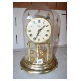 Elgin,Quartz,Japan Ann. Clock, needs battery