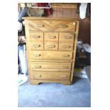 """Chest of Drawers, 36""""W x 18 x 50""""T"""