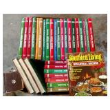 Books,Group of Southern Living Cooking