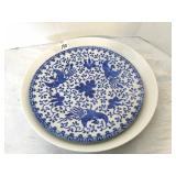 "Dragon Ware plate,German Tray, 12"""