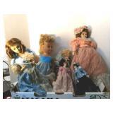 Dolls, Mattel Repro-1998 from 1960 version