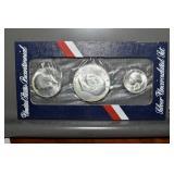 Bi-Centennial Silver, Set,UNC