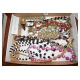 Vintage Necklaces, 15 in all