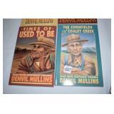 Books of Short Stories,Denvil Mullins, 1993,4