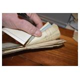 String pack of Documents1870s
