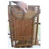 Wooden, Chicken Crate