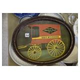 Vintage A&P Bar Tray