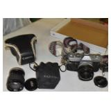 Canon FTb, SLR , used, other lense, well used