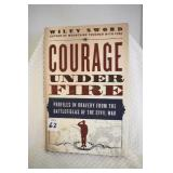 Courage Under Fire, Wiley Sword,
