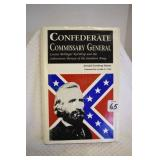 Confederate Commissary General, Northrop