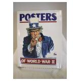 Posters of WWII, 1996 Collective of images,