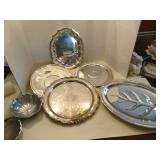 Silver Plate, & other,Copper, Pewter?