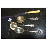 Sterling Spoons, Bone Fish Knife
