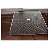 "Outdoor Patio Table, 28 x 28 x 29""T"