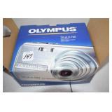 Olympus Camera set,accessories