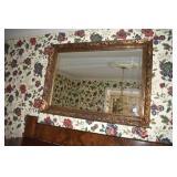Beveled Mirror, 30 x 41, very nice