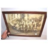 Collegiate Photo, no date, early 20th C,14x18
