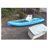Kayak,Mirage, 12