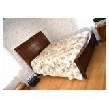 Queen Size,Sleigh Bed,bedding,nice