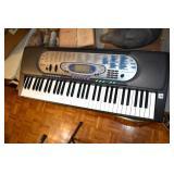 Casio, CTK 571 Keyboard,Stand,Power,books